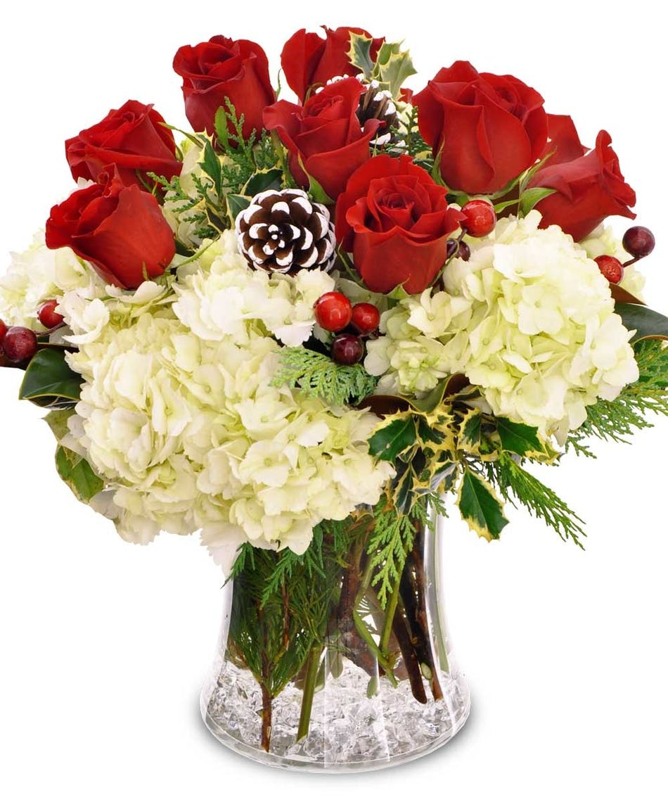 Albuquerque Nm Christmas Flower Delivery Peoples Flowers