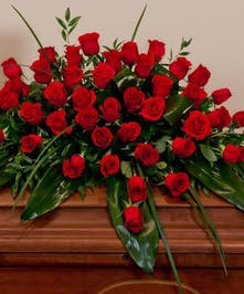 Stunning Red Roses