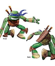 Nickelodeon Teenage Mutant Ninja Turtles AirWalkers Balloon