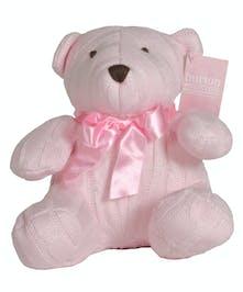 A perfect little pink bear!