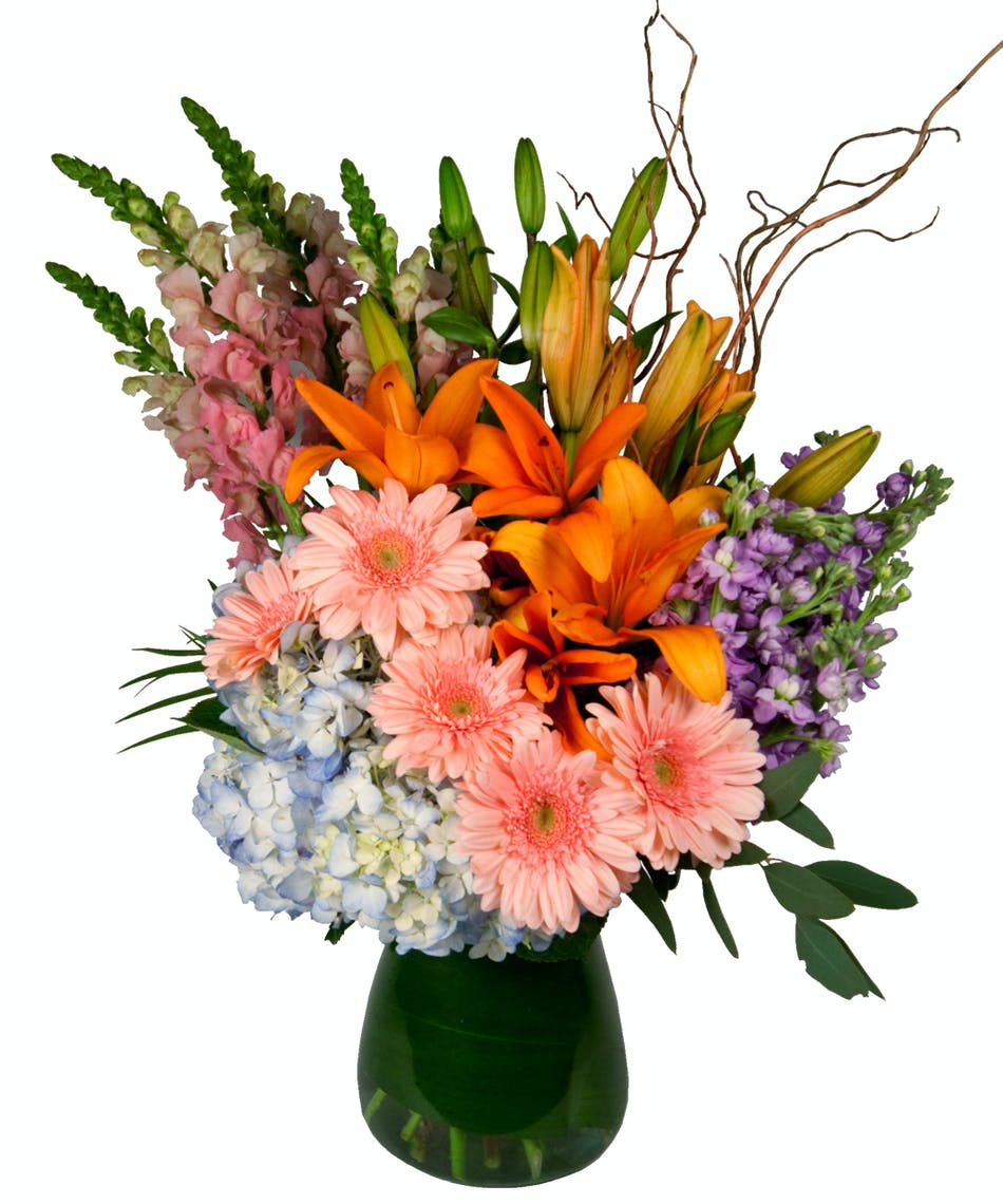Floral Fantasy One Of Our Largest Designs Albuquerque Nm Florist