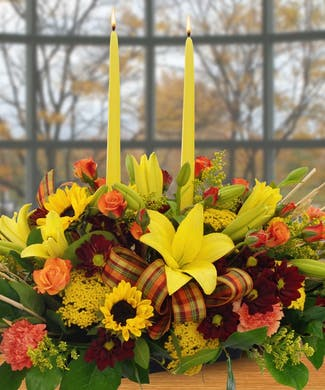 Abundant Blessings Centerpiece
