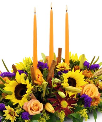 Harvest Blessings Centerpiece