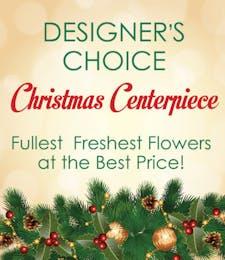 Designer's Choice  Christmas Centerpeice