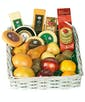 Premium Fruit and Cheese Basket