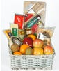 Gourmet Food Basket (Large) with Cheese Board