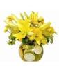 Lilies & Lemons As Shown