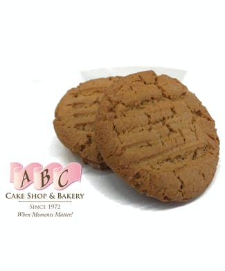 Fresh Baked Cookies by ABC Cake Shop and Bakery