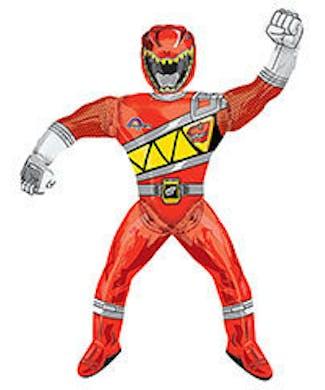 Saban's Power Rangers AirWalkers Dino Charge Balloon