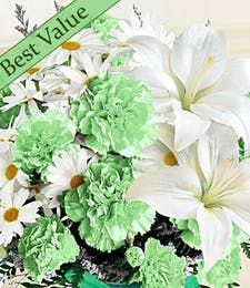 St. Patrick's Day Bouquet