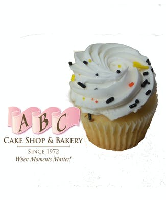Fresh Baked Cupcakes by ABC Cake Shop and Bakery