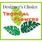 Desinger's Choice Tropical Christmas Design