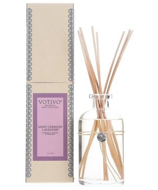 Votivo Aromatic Reed Diffuser St. Germain Lavender