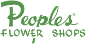 Logo for Peoples Flowers Albuquerque